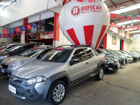 Fiat Strada Adv Locker Cd Dualogic 1.8 16v 2015