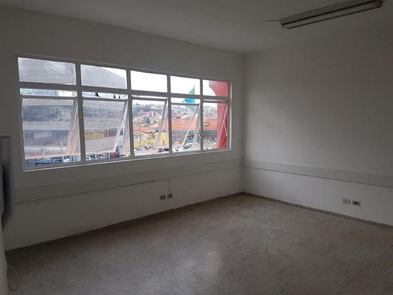 Sala Em Centro, Guarulhos/sp De 30m² Para Locação R$ 800,00/mes - Sa351104