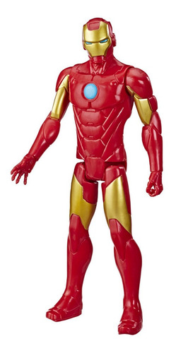 Boneco Homem De Ferro Marvel Avengers Titan Hero - E7873