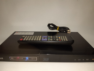 Blu-ray 3d Disc Player Smartv Wifi Marca Lg Modelbp540