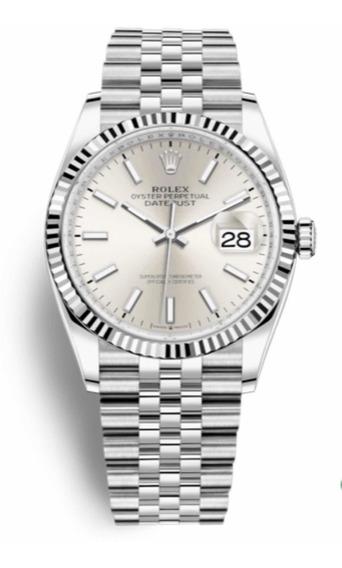 Rolex Datejust Ouro Branco Original