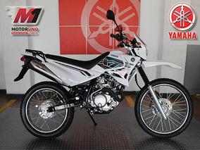 Yamaha Xtz125 E Bl/ng/vd Mod 2019