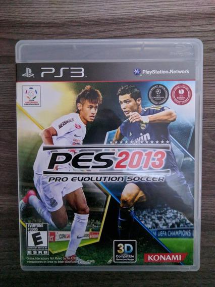 Pro Evolution Soccer Pes 2013 - Ps3