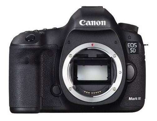 Camera Digital Canon Eos 5d Markiii Full Frame.22.3mp(corpo)