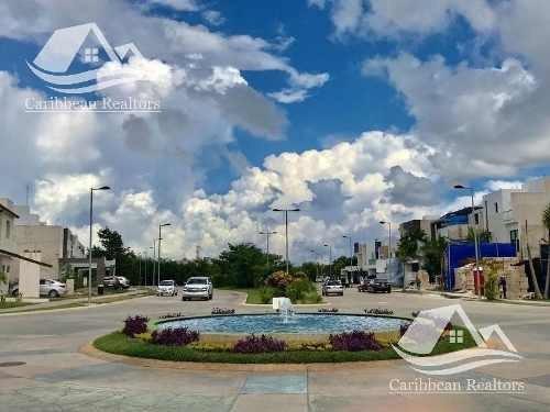 Terrenos En Venta En Aqua Cancun