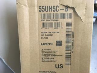 Pantalla De Señalización Lg 55uh5c-b- 55 4k Uhd 2160p Ips S