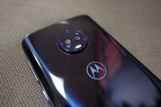 Moto G6 Plus Índigo Com Nf Na Garantia Até Abril/2020 Zerado