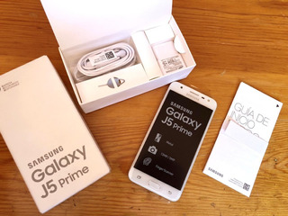 Samsung Galaxy J5 Prime Metal 13+5mp Huella Digital