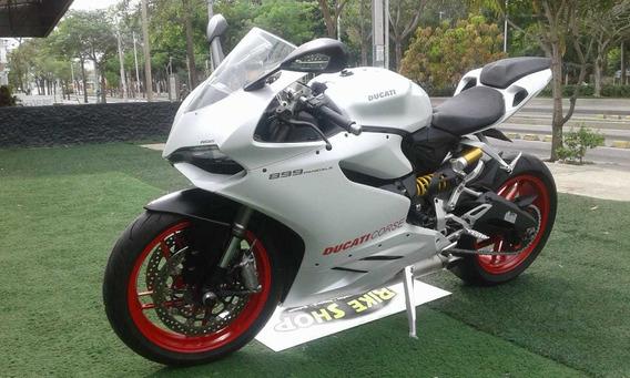 Ducati Panigale 899 2014