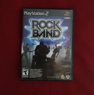 Rock Band Playstation 2 Seminuevo