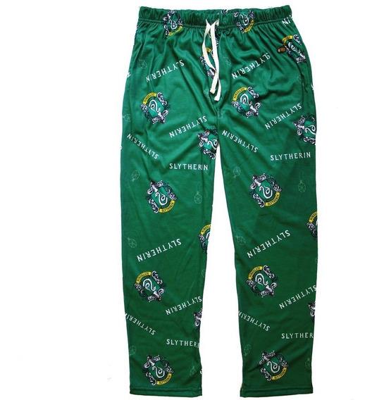 Pijama Harry Potter Mujer Varon Slytherin Pantalon