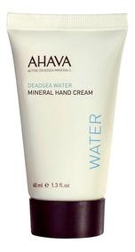 Ahava Deadsea Water Mineral - Creme Para As Mãos 40ml Blz