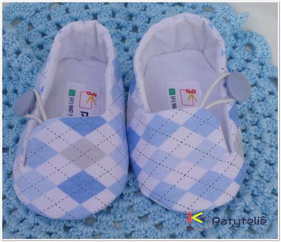 Sapatinho Para Bebê - Nino