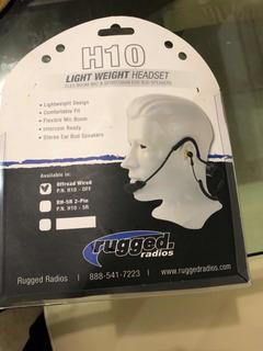 Cabezal Para Radio / Radio Headset