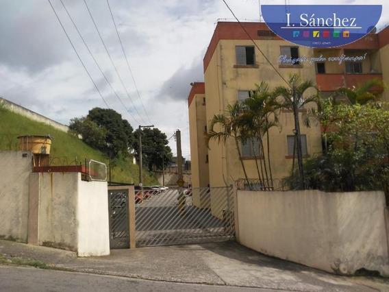 Apartamento Para Venda Em Itaquaquecetuba, Vila Virgínia, 2 Dormitórios, 1 Banheiro, 1 Vaga - 200131b_1-1342194