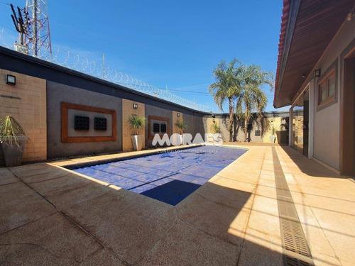 Imagem 1 de 23 de Casa Com 5 Dormitórios À Venda, 331 M² Por R$ 1.650.000,00 - Residencial Garden Ville - Bauru/sp - Ca2118