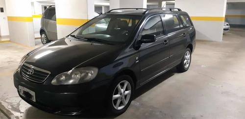 Imagem 1 de 9 de Toyota Corolla 2005 1.8 16v Xei Aut. 4p