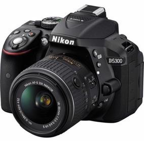 Máquina Fotográfica Nikon D5300