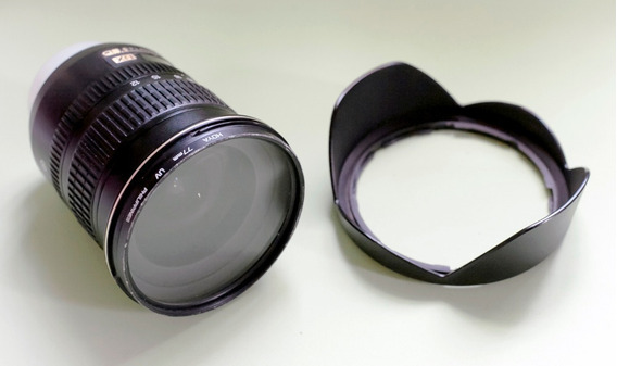 Objetiva Nikon Af-s Usada 12-24mm 1:4 G Ed