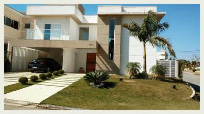 Casa Em Centro, Vargem Grande Paulista/sp De 258m² 4 Quartos À Venda Por R$ 1.250.000,00 - Ca140393