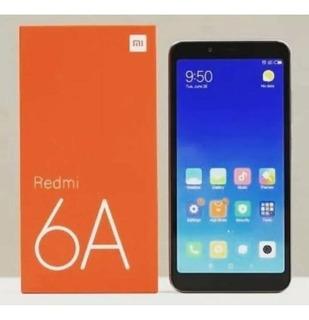 Smartphone Xiaomi Redmi 6a 32g 2ram Global Cor Azul Black