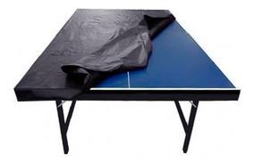 Capa Tênis De Mesa Ping Pong Em Corino Impermeável
