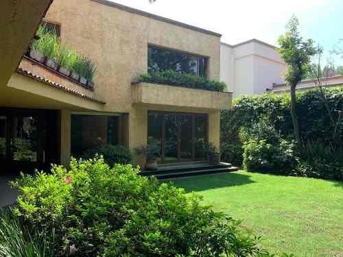 Renta Casa Lomas De Chapultepec (con O Sin Muebles)