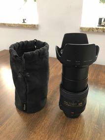 Lente Nikon 18-200mm F/ 3.5-5.6g Dx Ed Vr C/ 7 Filtros