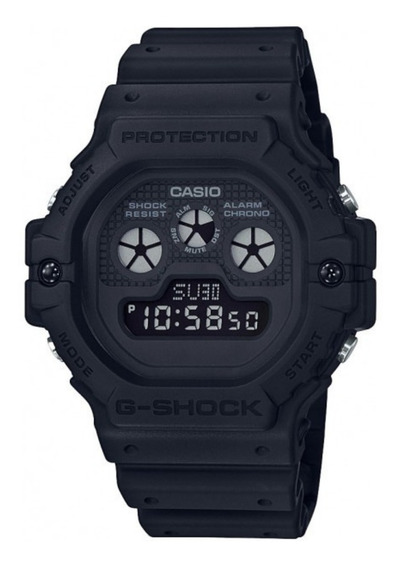 Relógio G-shock Dw-5900bb-1dr Revival Original Dw 5900