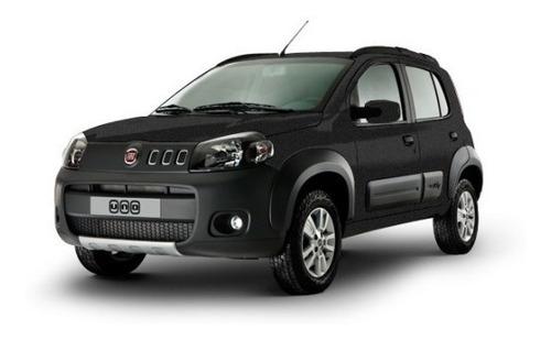 Fiat Mobi Uno/way Ultimas En Stock Dni Financiado 100%  M