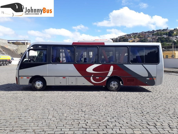 Micro Ônibus Rodoviário Caio Foz - Ano 2006 - Johnnybus