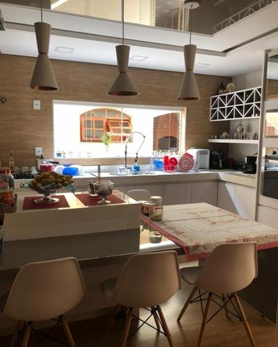 Imagem 1 de 22 de Sobrado Triplex No Condomínio Morumbi Sul Prive Reformada - 1343-sod - 67750162