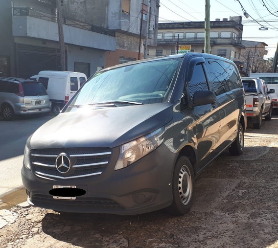Mercedes Benz Vito 111 Mixto 4+1 - 2016