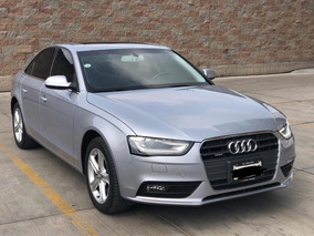 Audi A4 2.0 T Trendy Plus 225hp Mt 2015
