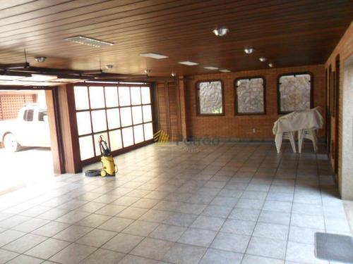 Casa À Venda, 780 M² Por R$ 2.980.000,00 - Parque Anchieta - São Bernardo Do Campo/sp - Ca0231