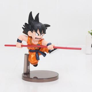 Dragon Ball Super Goku Krillin Metallic Color Nuevos