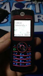Lote De 2 Celulares Motorola W180 12/17 Claro(ler Anuncio)