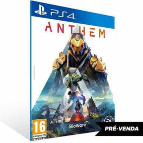 Anthem Standard Edition Ps4 Mídia Digital ( Pré-venda)
