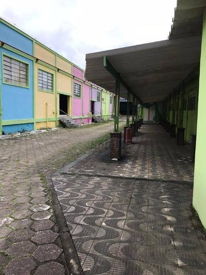 Galpão Comercial Para Locação, Jordanópolis, São Bernardo Do Campo. - Ga0031