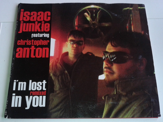 Isaac Junkie Feat Christopher Anton I M Lost In You Remix Cd