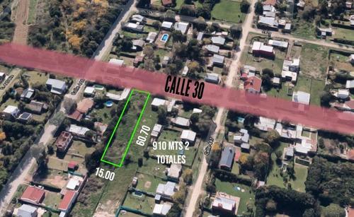 Imagen 1 de 5 de Terreno Venta 15x60 Mts - 910 Mts 2 Totales - City Bell