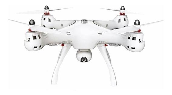 Drone Syma X8 Pro con câmera HD white
