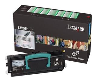 Toner Lexmark Original E352h11l Para E350d E352dn