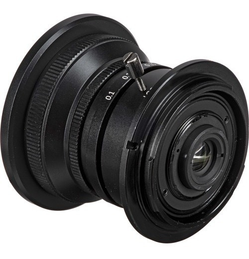 Lente Grande Angular Para Bmccp4k - Slr Magic 8mm F4 - Usada