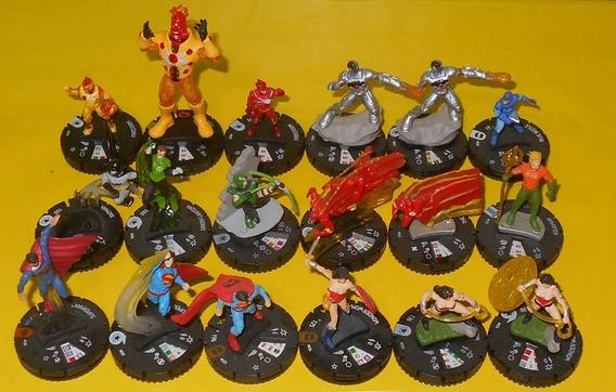 Ccc21 Heroclix Green Lantern Superman Wonder Woman Flash