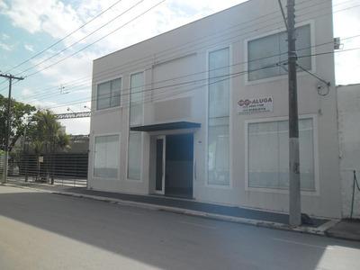Salão Comercial - Centro - Sl0058