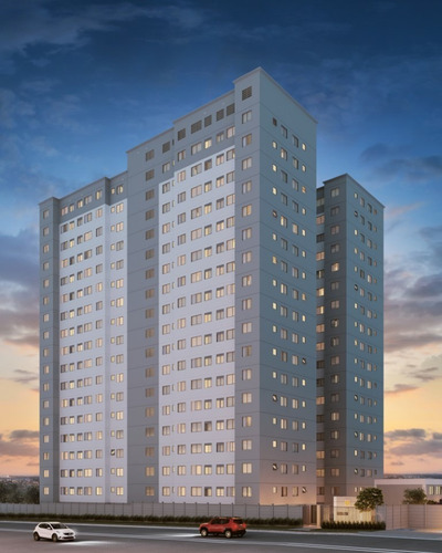 Imagem 1 de 11 de Apartamento Residencial Para Venda, Jardim Maria Duarte, São Paulo - Ap9922. - Ap9922-inc