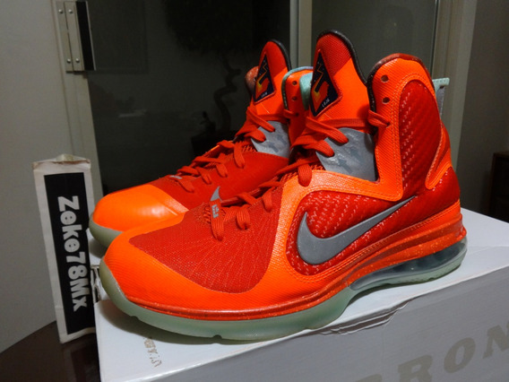 Nike Lebron 9 As Big Bang 8 28 10 Jordan Kobe Penny Zeke78mx