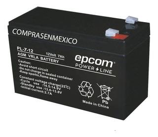 Bateria Pila Recargable 12v 7ah