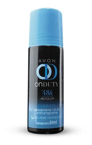 Desodorante Sport Roll-on Avon On Duty Antitranspirante